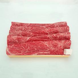 国産牛肉の赤身でさっぱりとしたすき焼を。