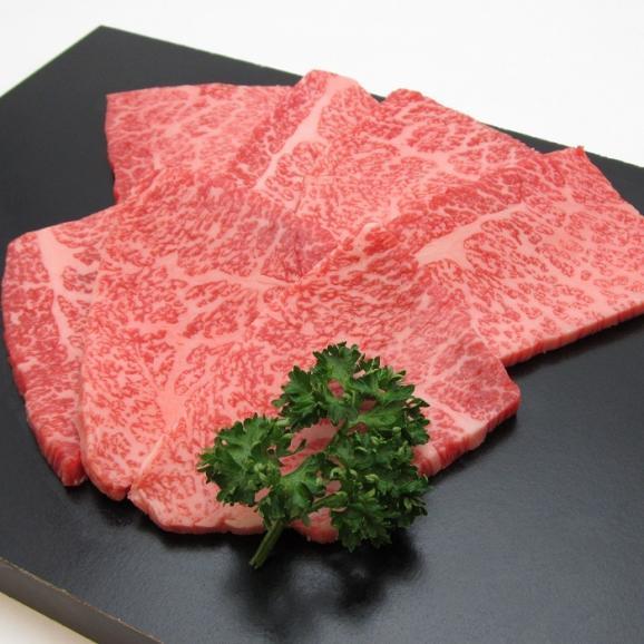 日山特撰・和牛肉(国産) モモ焼肉用折詰 1折 750g 入(約5人前)01