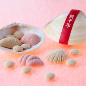 和三盆糖 貝千年(かいせんねん)3個入