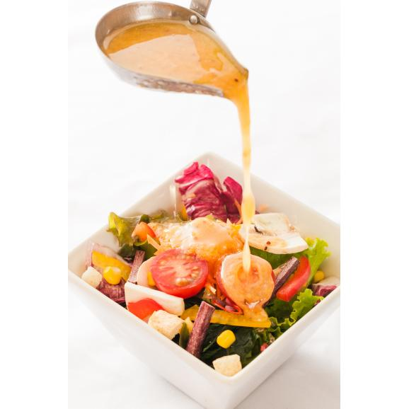 お徳用サイズ★フルーツの香味野菜がたっぷり入った 自家製具だくさんドレッシング たっぷり1000g02