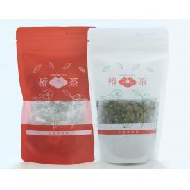 椿茶デイリーユース リーフ&ティーバッグセット