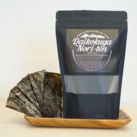 """【有明海の海苔】seaweed ‶nori"""" special edition 味付け海苔(ブラックペッパー味)"""