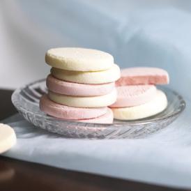 感謝を伝えるギフトにぴったり!とろけるショコラクッキー鏡野ほろり紅白セット(8枚入)