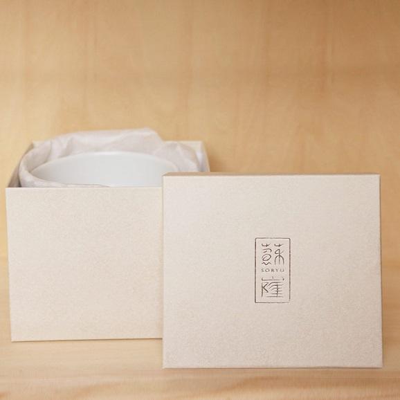 汁碗(はれわたる白磁) + みそポタ3袋セット05