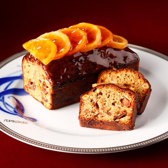 【店頭受け取り専用】【アピシウス】純国産 季節のフルーツケーキ01