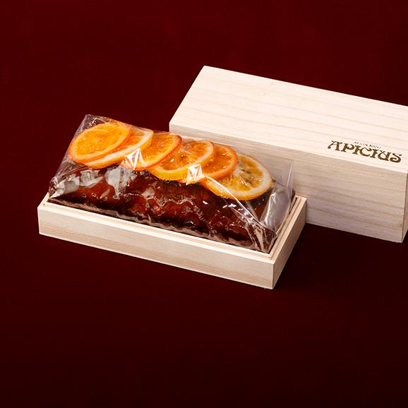 【店頭受け取り専用】【アピシウス】純国産 季節のフルーツケーキ04