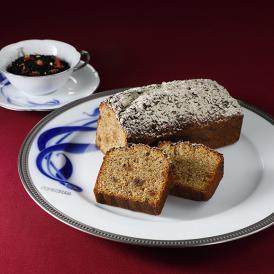 今年三十五周年を記念して作ったアピシウスオリジナル・パウンドケーキです。