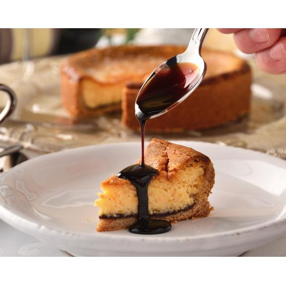 仲川広が手掛ける「王様のチーズケーキ」 フィレンツェの名店La GIOSTRAで料理長を務めたシェフが贈る至極の一品。02