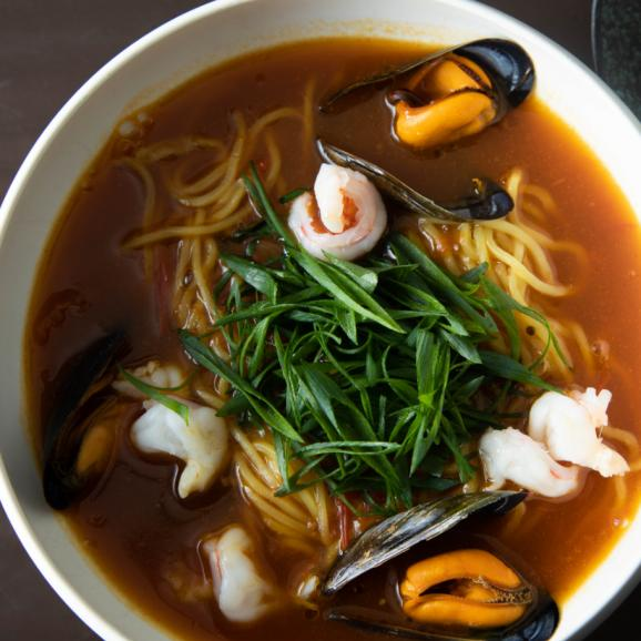 《1日10食限定》自宅で贅沢お取り寄せ!レストラン「Sincere」海の幸セット 01
