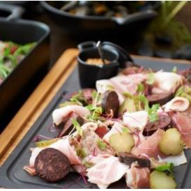 レストラン「Sincere」1日5セット限定 フレンチ肉セット