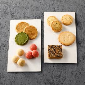 一つ一つ丁寧に手作りした全8種類の詰め合わせです。見た目にも可愛いクッキーです。