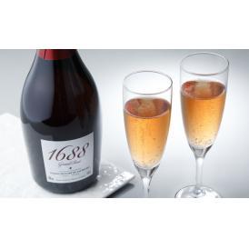 """【父の日用ギフトカード付】1688 Grand Rosé """"ノンアルコール"""""""