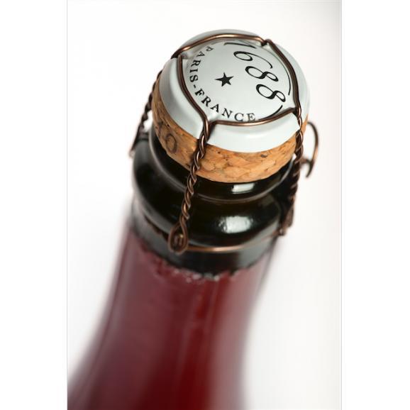 """1688 Grand Rosé """"ノンアルコール"""" ペアグラスセット05"""