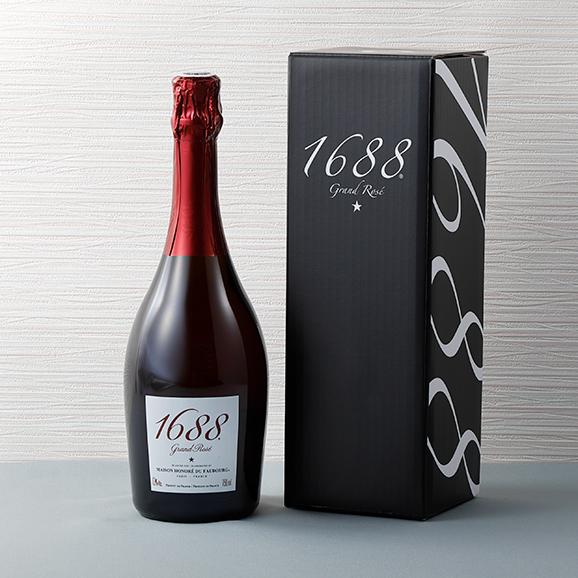 "1688 Grand Rosé ""ノンアルコール""03"