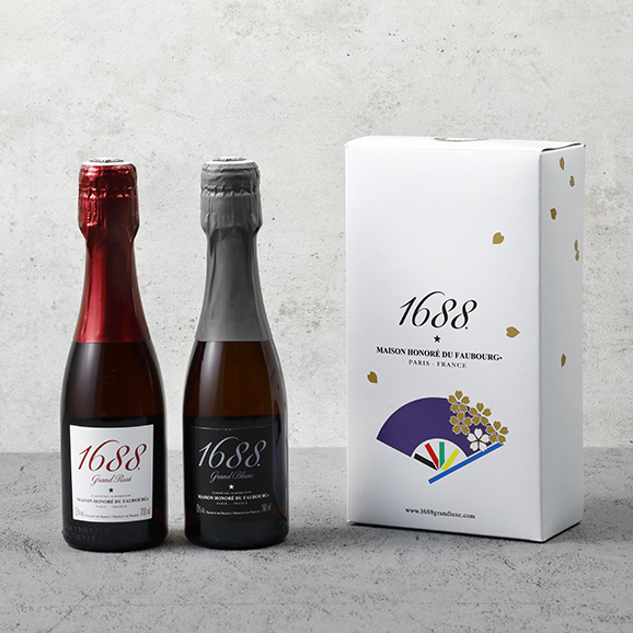"1688 200ml JAPANセット""ノンアルコール""(2020年限定)04"