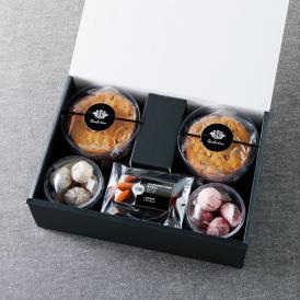 素材と製法にこだわった本格派お菓子。