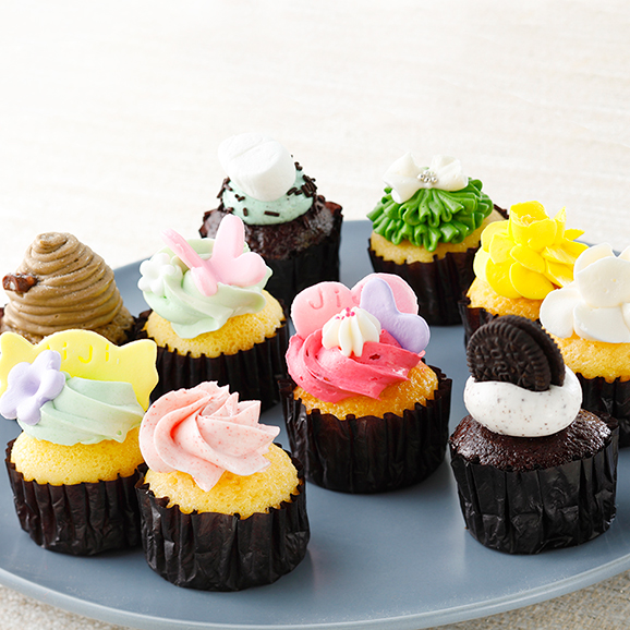 JiJi おすすめカップケーキ