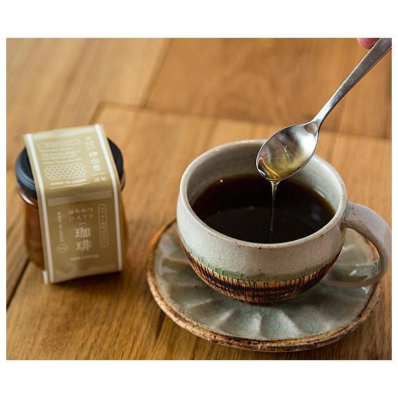 コーヒー専用はちみつ 珈琲 はちみつDAYS02