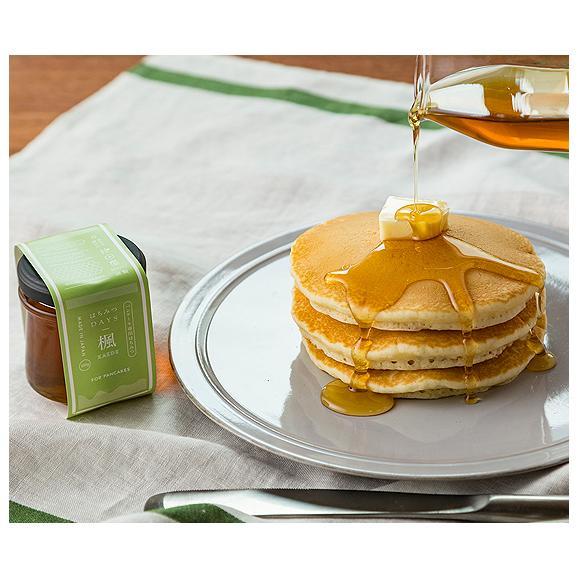 パンケーキ専用はちみつ 楓 はちみつDAYS02