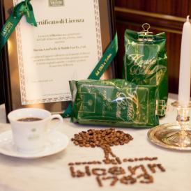 Miscela di caffe bicerin speciale       (ミシェラ ディ カッフェ ビチェリン スペシャーレ)