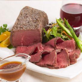 モルソー 秋元さくら監修 東京赤ワインとオニオンのソースで食べるローストビーフ