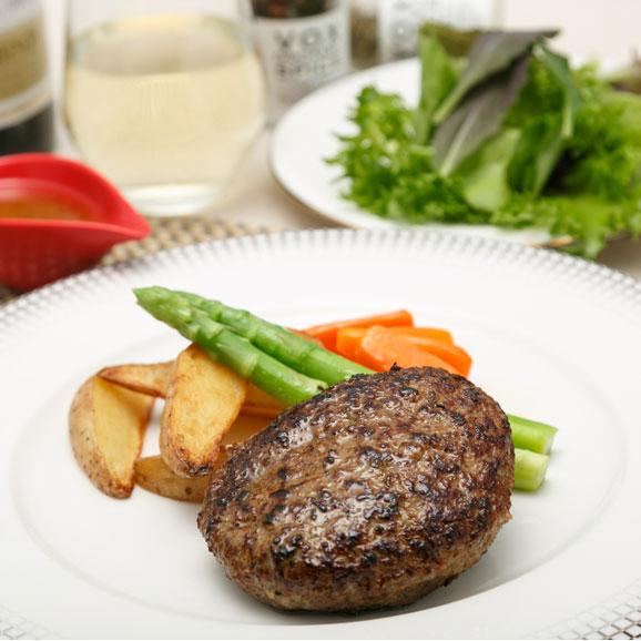 ラ・ベットラ・ダ・オチアイ 落合務監修 香味野菜と牛肉のハンバーグ(8個入り)01