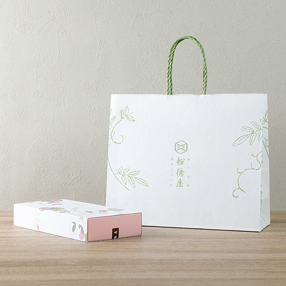 船橋屋【和フィナンシェ】化粧箱入りセット(10個入)02