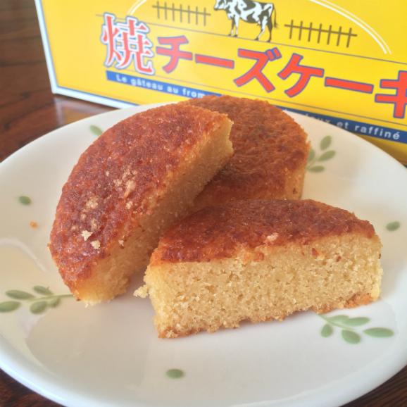 焦がしバターのプレミアム焼きチーズケーキ【6個入り】01