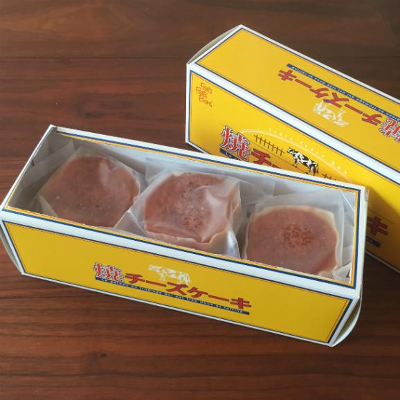 焦がしバターのプレミアム焼きチーズケーキ【6個入り】05