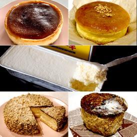 「フレフレボン」大人気のチーズケーキがなんと5種も入ったおトクな福袋!