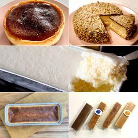 「フレフレボン」大人気のチーズケーキなど人気スイーツ5種も入ったおトクな福袋!