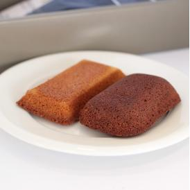 黄金色に焼き上げた恵比寿フィナンシェ、ショコラとバニラのハーモニーが絶妙な恵比寿ショコラの詰め合わせ