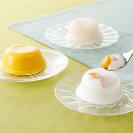 四川飯店の陳建一がオリジナルレシピで作った中華の定番デザートセットです。