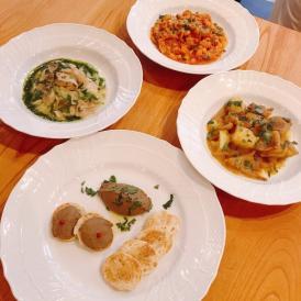 イタリア、トスカーナを中心に料理、ワインを提供してるレストラン「クリマ ディ トスカーナ」のオーナー