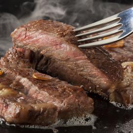 ☆話題の「熟成肉」☆ホテルやレストランでも大人気!長期超低温熟成牛サーロインステーキ!