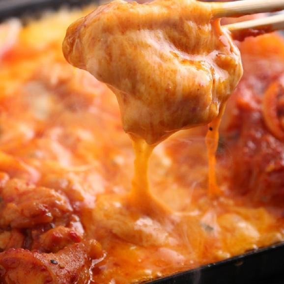 焼肉ふたごの極上厳選国産鶏「ダッカルビ」(タッカルビ)200g01