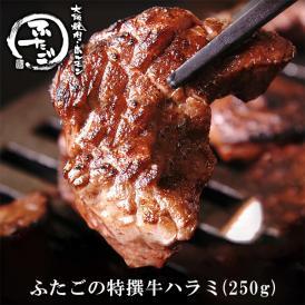 ふたごの厳選牛ハラミ(250g)
