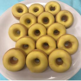魚沼米グルテンフリードーナツ プチチョコレモン 30個セット