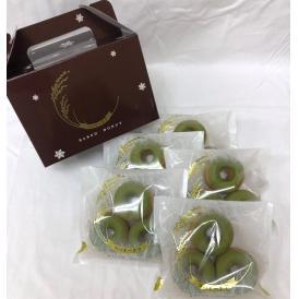 魚沼米グルテンフリードーナツ プチチョコ抹茶 30個セット