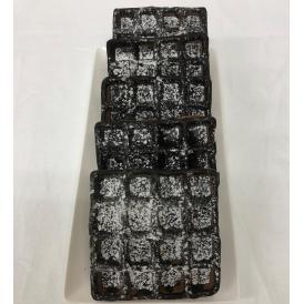 魚沼米グルテンフリーワッフル チョコワッフルショコラ 18個セット