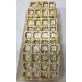 魚沼米グルテンフリーワッフル チョコワッフルレモン 18個セット