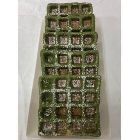 魚沼米グルテンフリーワッフル チョコワッフル抹茶 18個セット