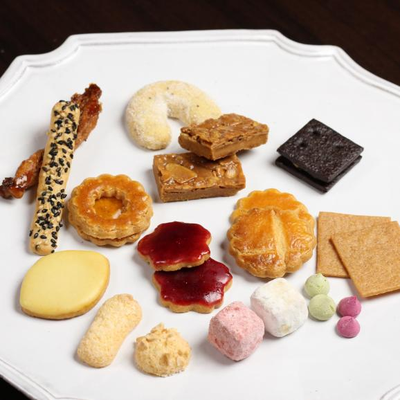 おもてなしクッキー詰合せ(L)01