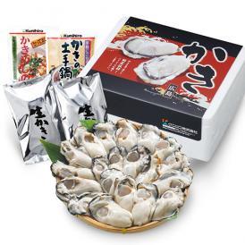 広島かき・土手鍋みそセット