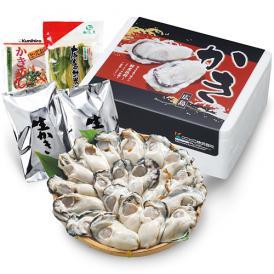 広島かき・広島菜漬セット