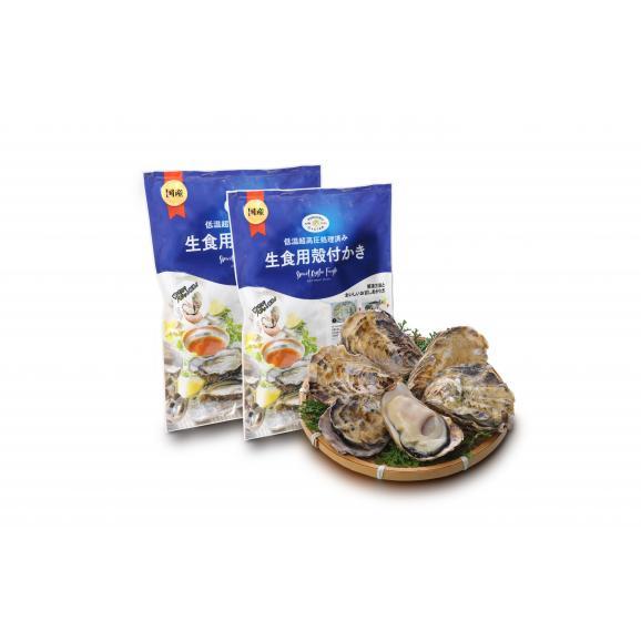 スマートオイスターフレッシュ12個(6個×2袋)【春のみるく牡蠣:期間限定】01