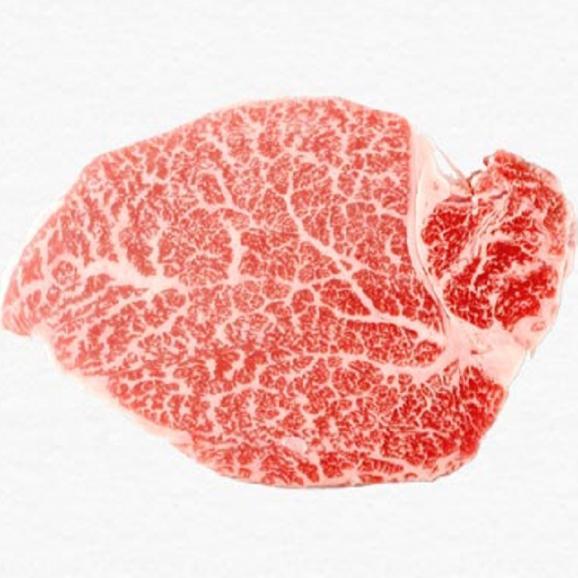 メディアで話題 加藤牛肉店の山形県産山形牛シャトーブリアン(150g)02