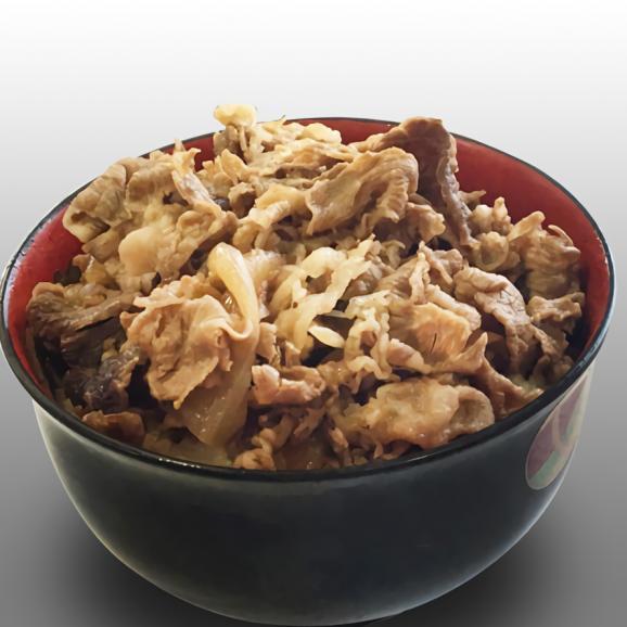 メディアで話題の加藤牛肉店のすき焼き丼の素05