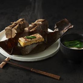 穴子蒸し寿司
