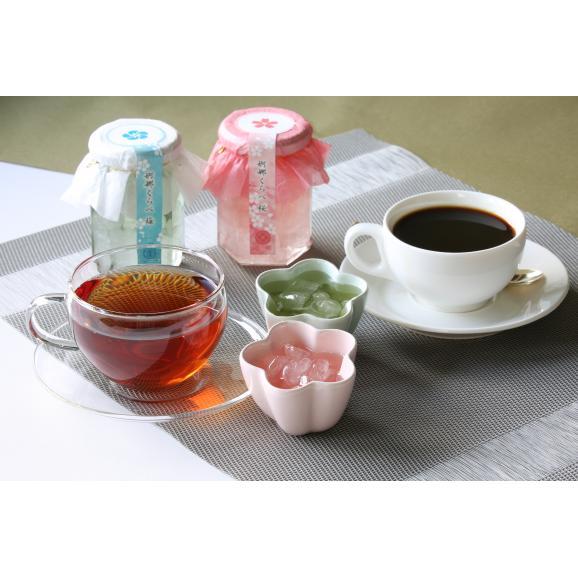 梅と桜の婀娜くらべセット 香川県三豊市発のフレーバーシロップです。御注文お待ちしております!  お取り寄せ おすすめ 人気06